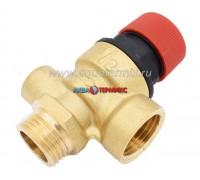 Предохранительный клапан 3 бар Ariston Microsystem (998447.A)