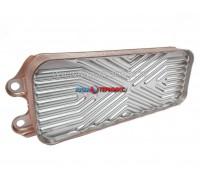 Теплообменник ГВС универсальный Swep на 12 пластин Vaillant, Protherm