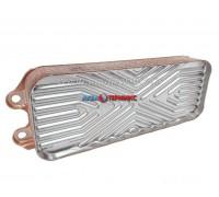 Теплообменник ГВС 16 пластин Vaillant atmo/turboTEC (0020038571)