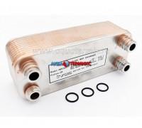 Теплообменник ГВС 20 пластин для Vaillant atmo/turboMAX (065153.A)