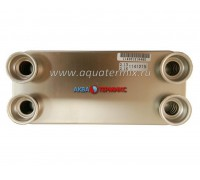 Теплообменник вторичный пластинчатый Master Gas Seoul 11, 14, 16, 21 кВт (2060308)