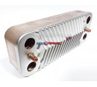 Пластинчатый теплообменник Swep 14 пластин Viessmann Vitopend WH1B 30 кВт (7825534S)