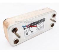 Теплообменник ГВС 14 пластин Beretta City, Exclusive, Exclusive Mix (R8037)