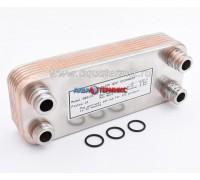 Теплообменник ГВС 12 пластин Vaillant atmo/turboMAX (065131.A)