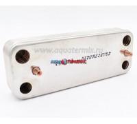 Теплообменник пластинчатый для ГВС Zilmet 12 пластин Baxi (5686670.AZ)