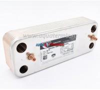 Теплообменник пластинчатый для ГВС Zilmet 14 пластин Baxi (5686680.AZ)