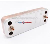 Теплообменник пластинчатый для ГВС ITM 12 пластин Baxi (711612800.A)