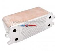 Теплообменник ГВС 35 пластин VAILLANT turboTEC plus 32, 36 кВт (0020025041.A)