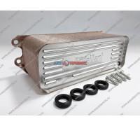Теплообменник ГВС 35 пластин VAILLANT turboTEC plus 32, 36 кВт (0020025041)