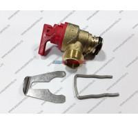 Предохранительный клапан 3 бар VAILLANT atmo/turboTEC (178985)