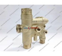 Клапан трехходовой Baxi (5696200) - запчасть для котла