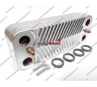 Пластинчатый теплообменник 14 пластин Viessmann Vitopend 100-W A1JB 29,9 кВт (7856964)