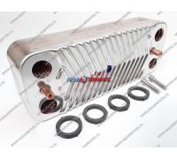 Пластинчатый теплообменник 16 пластин Viessmann Vitopend 100-W A1JB 34 кВт (7856973)