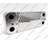 Пластинчатый теплообменник 14 пластин Viessmann Vitopend 100-W WH1D 30 кВт (7829304A)
