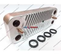 Пластинчатый теплообменник Swep 12 пластин Viessmann Vitopend 100-W A1JB 12 кВт, 24 кВт (7856845)