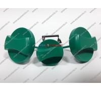 Ручки управления зеленые Vaillant atmo/turboMAX (114286)