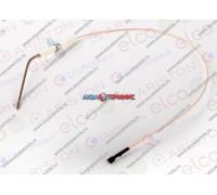 Электрод (датчик) контроля пламени Ariston Unobloc 24, 31, 38, 45 RI (65102636)