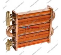 Теплообменник основной 85 ребер Daewoo DGB 130-200 MSC ICH (3318108620)