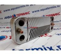 Теплообменник ГВС 10 пластин Saunier Duval (S1005800)