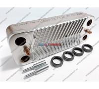Пластинчатый теплообменник 14 пластин Viessmann Vitopend WH1B 30 кВт (7825534)