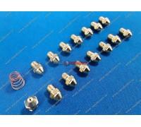 Инжекторы для сжиженного газа комплект 0,77 - 15 шт BAXI (608450)