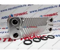 Теплообменник вторичный ГВС 22 пластины Koreastar Premium 35 кВт (KS90268980)