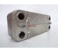 Теплообменник вторичный ГВС 16 пластин Koreastar Premium 30 кВт (KS90263940)