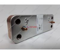 Теплообменник пластинчатый для ГВС 10 пластин Baxi (5686660) - запчасть для котла