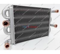 Теплообменник битермический Baxi MAIN-5 (710537600) - запчасть для котла