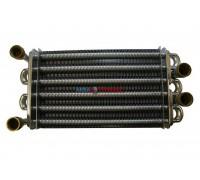 Теплообменник битермический Baxi MAIN Four (5663720) - запчасть для котла
